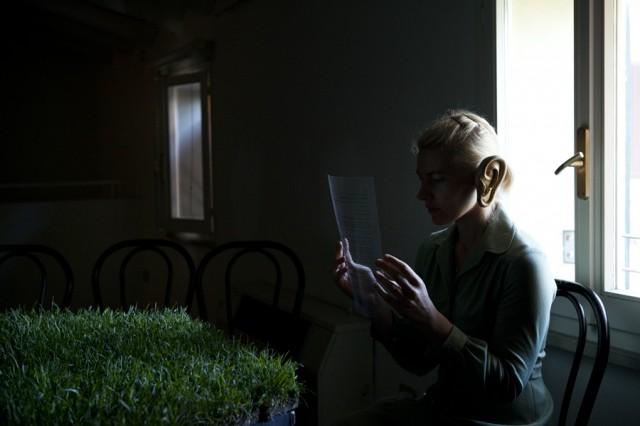 Francesca Proia, Voce Lattea - photo Ilaria Scarpa