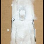 Monica Zauli, Bayman Buddha, disegno su carta