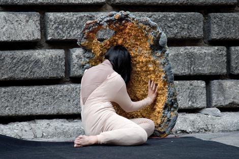 Francesca Proia, Nothing female is alien to me, 2008 - foto Gabriele Orlandi