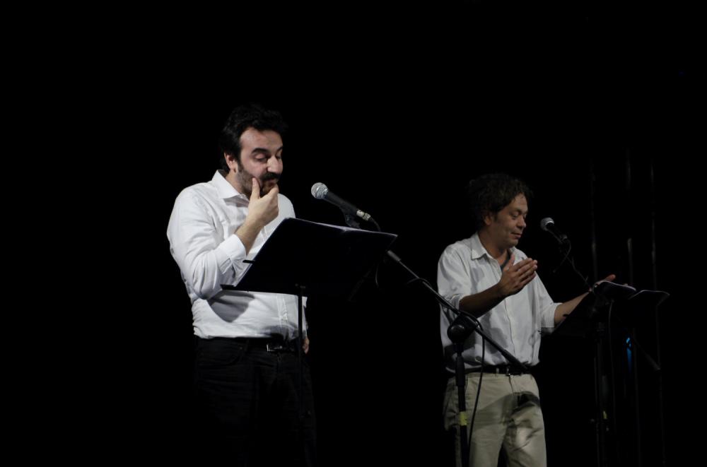 Teatro Minimo, Storia d'amore e di calcio - foto Chiara Ferrin