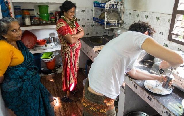 Alleppey  in cucina