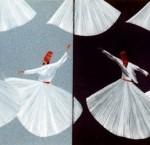 Aldo Mondino, Danza Sufi, 2004