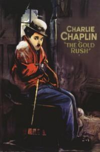 Manifesto de La febbre dell'oro
