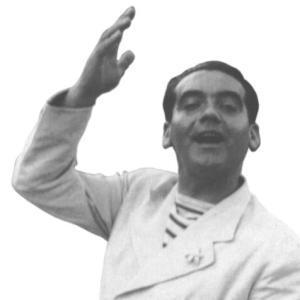 Gabriel Garcia Lorca nel 1934
