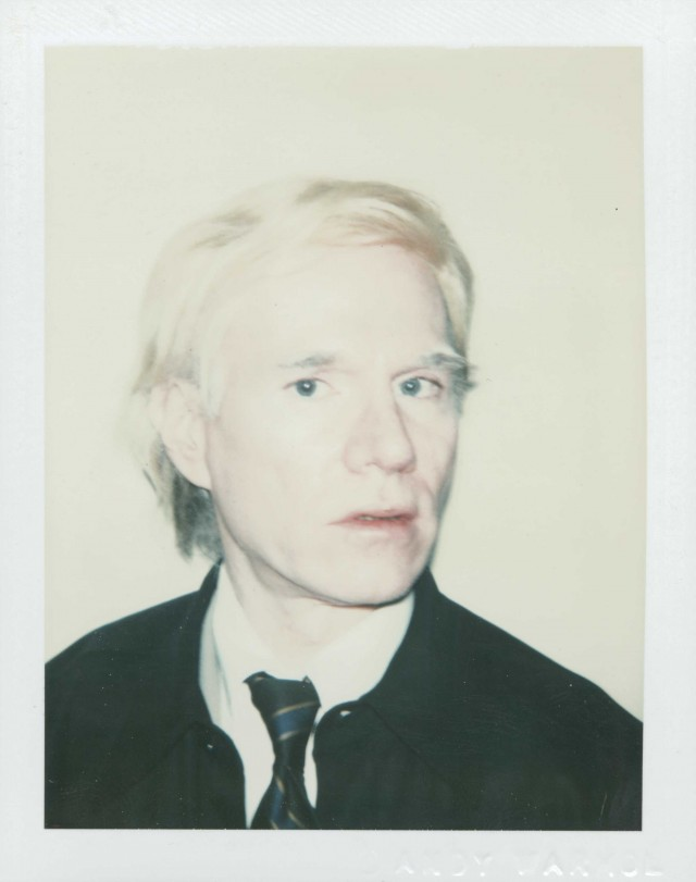 Andy Warhol © The Brant Foundation, Greenwich (CT), USA