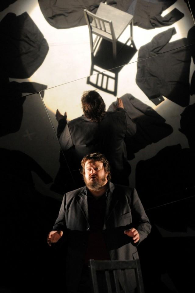 Giuseppe Battiston, L'invenzione della solitudine - foto Bepi Caroli