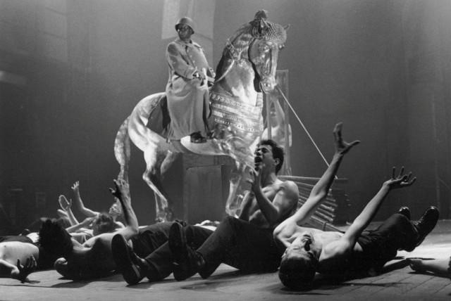 Teatro delle Albe, I Polacchi - foto Silvia Lelli