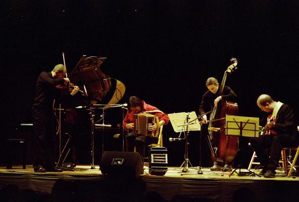 Pepe Medri e la Tibcutù Orchestra