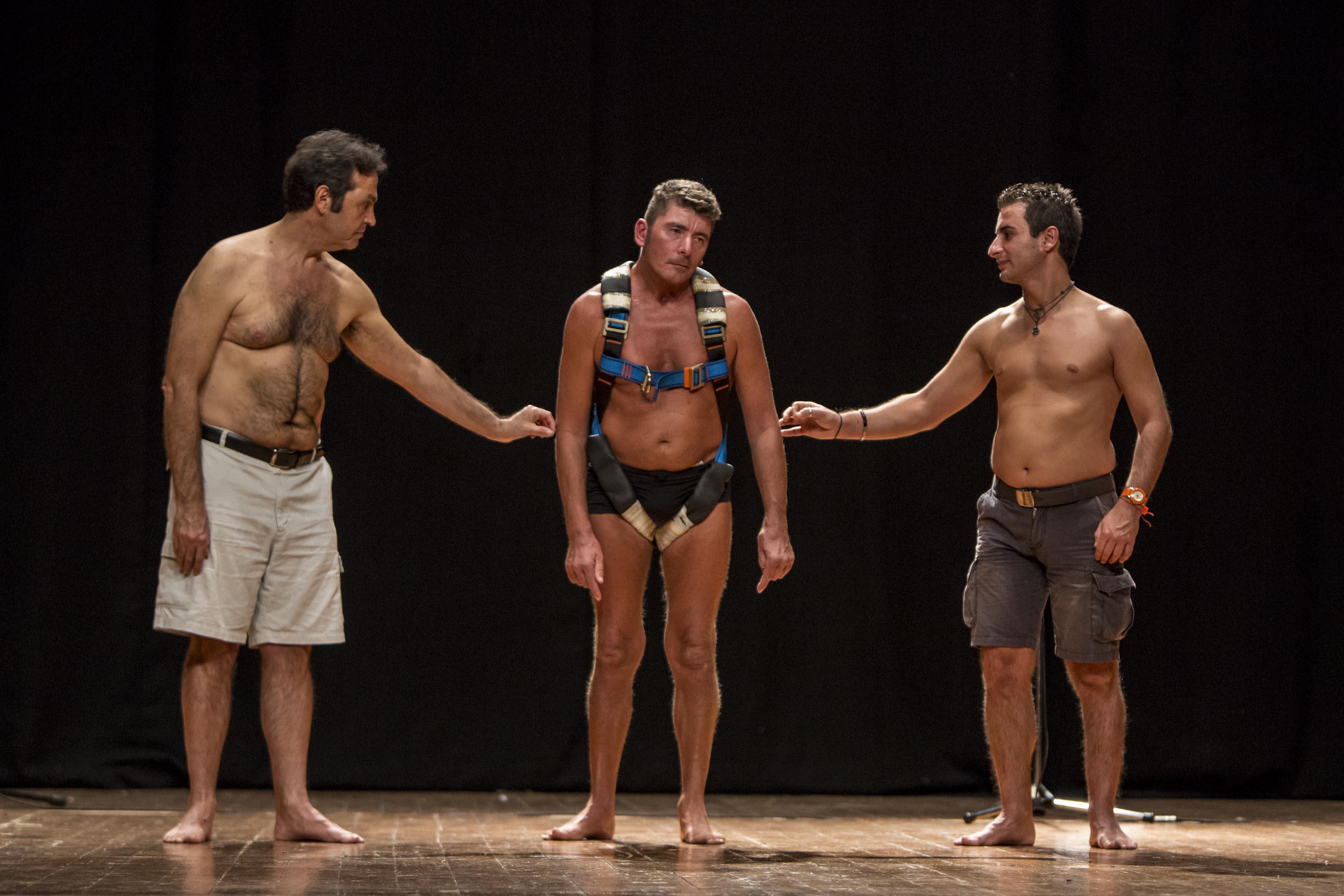 Babilonia Teatri / Gli Amici di Luca, Pinocchio - foto di Marco Caselli Nirmal