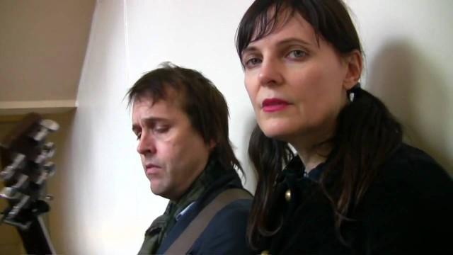 Chuck Prophet e Stephanie Finch