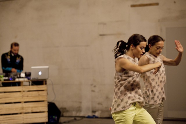 Cristina Rizzo, BoleroEffect - foto di Ilaria Scarpa