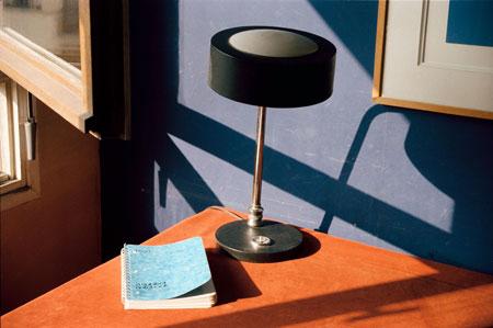 Jean Baudrillard, Paris, 1986_Courtesy Marine Baudrillard