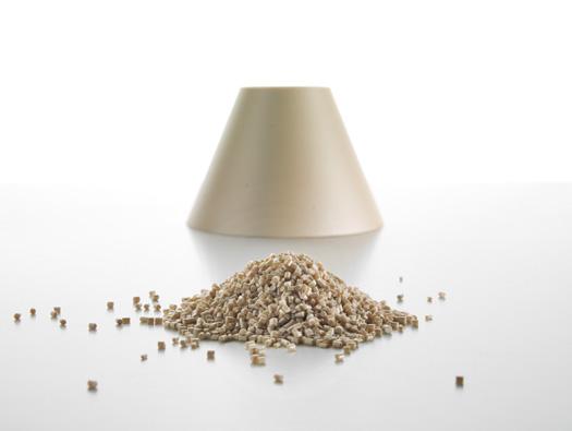 Miss Sissi bion on lamp