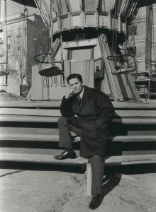 1956 - John Phillips, Pier Paolo Pasolini, Roma