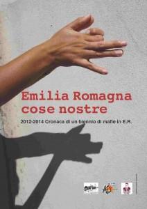 "Copertina del libro ""Emilia Romagna cose nostre"""