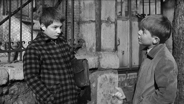 I quattrocento colpi, François Truffaut