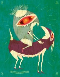 Gio Pistone - Giannino dalla treccia