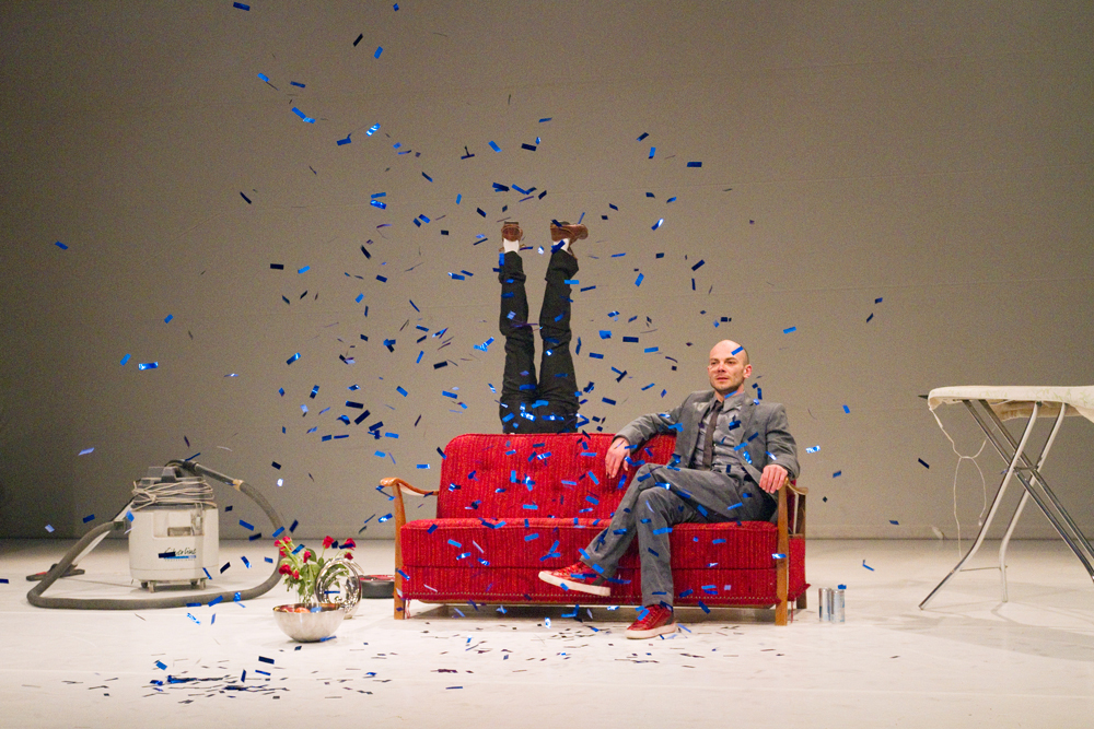 Martin Schick & Damir Todorović (CH/RS) in Holiday on stage - foto di Charlotte Walker
