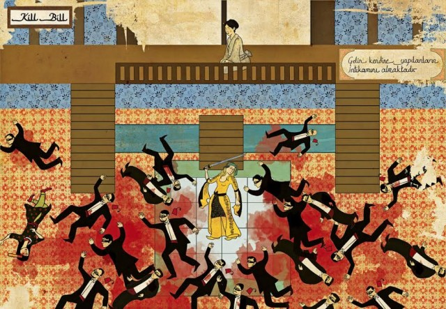 Murat Palta, Kill Bill