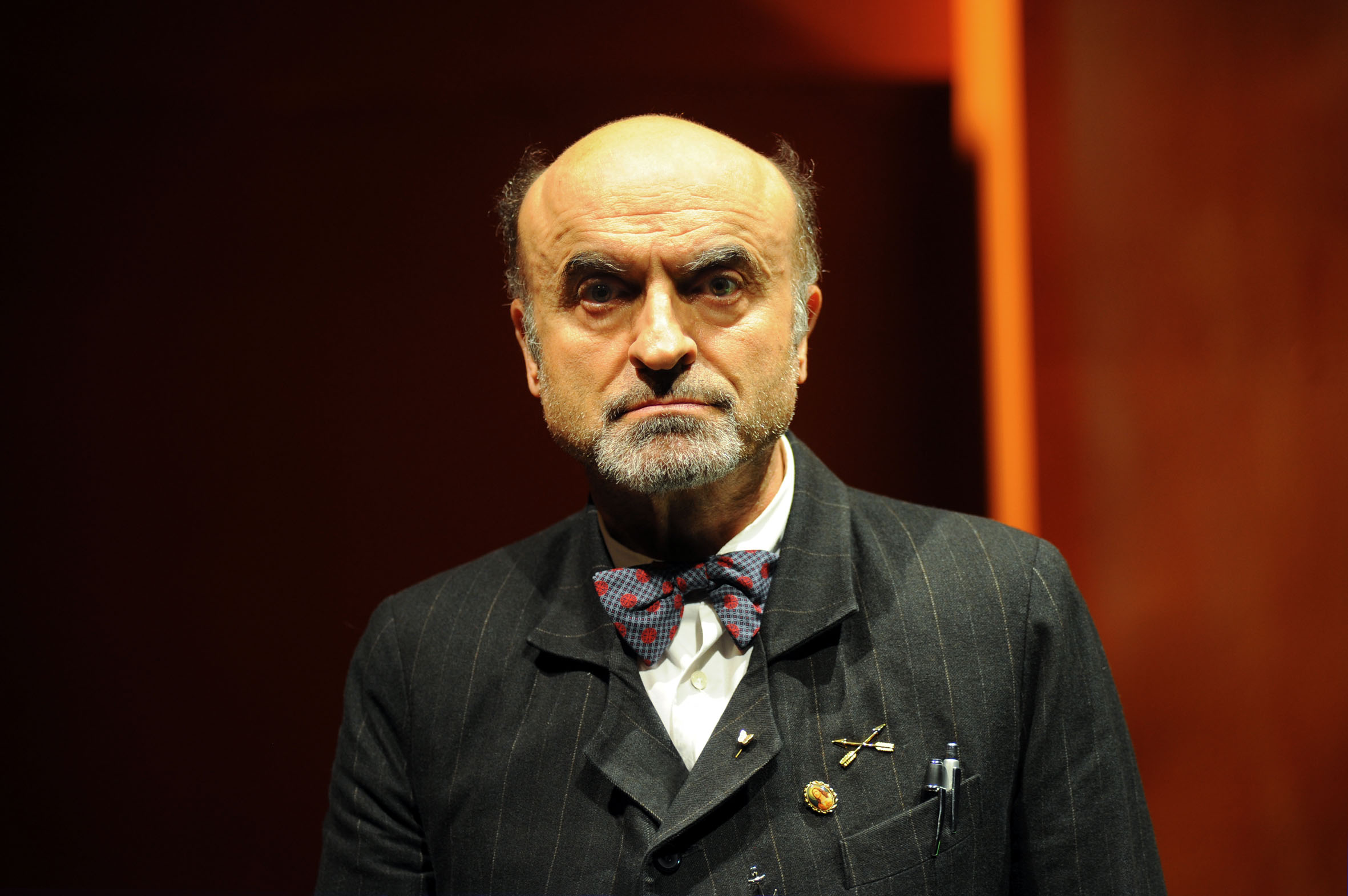 Ivano Marescotti, La Fondazione - foto di Raffaella Cavalieri