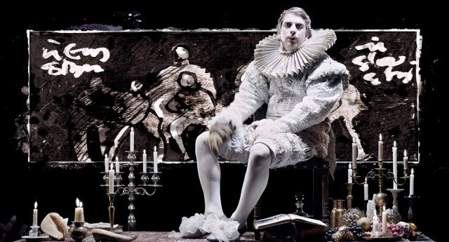Peter Greenaway, Goltzius and the Pelican Company