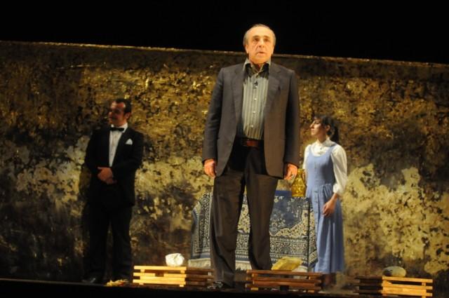 Silvio Orlando, Il mercante di Venezia