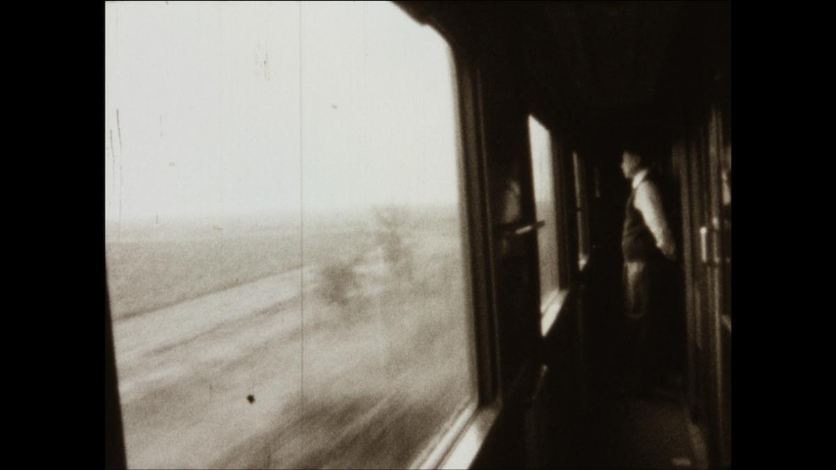 Federico Ferrone e Michele Manzolini, Il treno va a Mosca, 2013