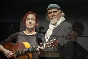 Moni Ovadia e Lucia Galeazzi