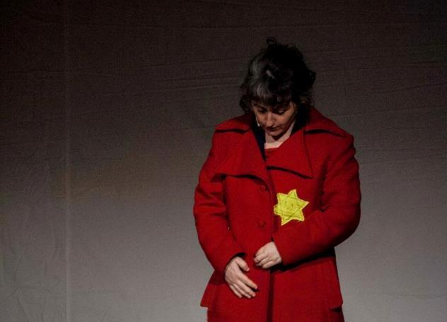 Faber Teater, Le bambine di Terezin