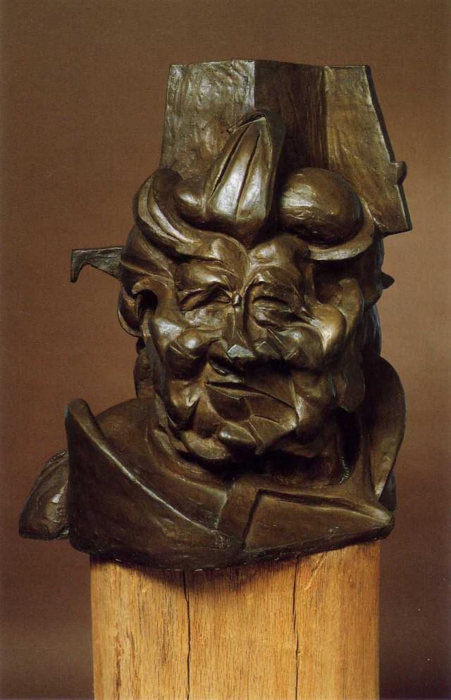 Umberto Boccioni, Antigrazioso, 1912