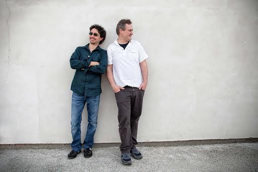 Andrea Ferrario e Michele Francesconi