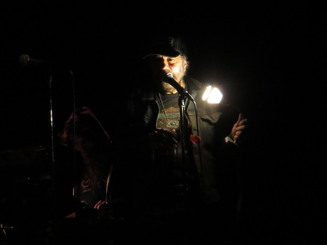 Daniel Lanois, concerto X-TRA, Zurigo @cicocasartella