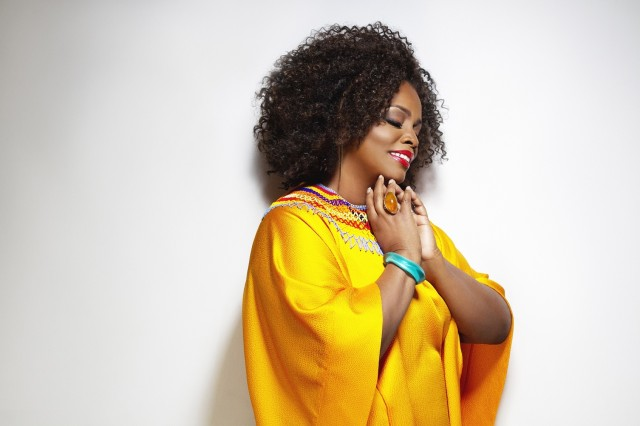 Dianne Reeves, photo by Jerris Madison