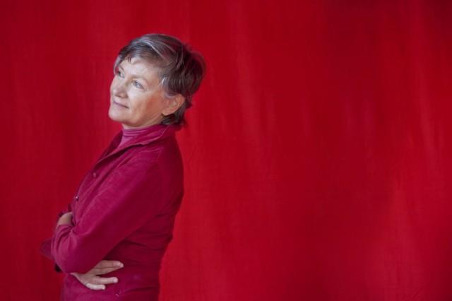 Mariangela Gualtieri - foto di Melina Mulas