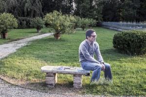 Pasolini a Villa Sorra (foto Cristina De Maria)