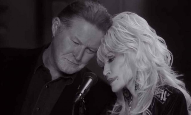 Don Henley con Dolly Parton