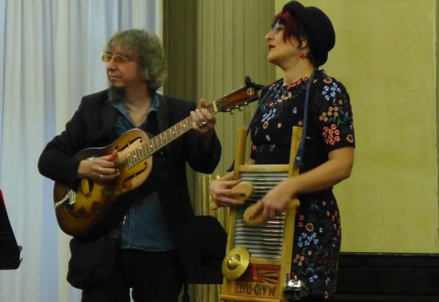 Conservatorio Benedetto Marcello, Venezia – Max De Bernardi e Veronica Sbergia