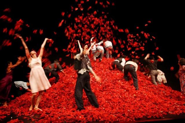 Tanztheater Wuppertal Pina Bausch, Der Fensterputzer