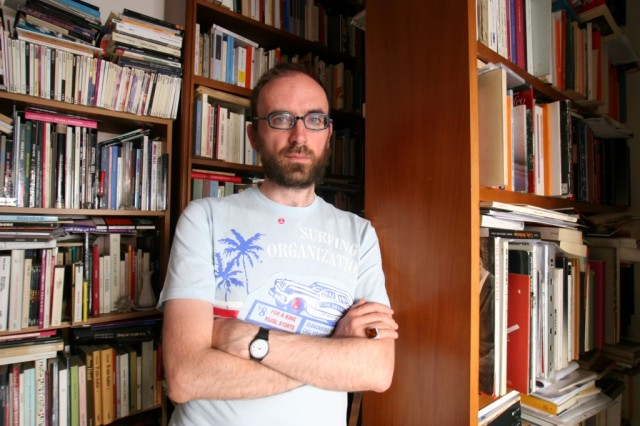 Luca Scarlini - foto di Luca Cirimei