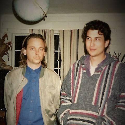 Howe Gelb con Rainer Ptacek