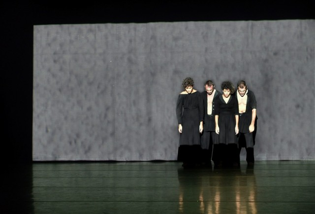 Roberto Castello, In girum imus nocte - foto di Alessandro Colazzo