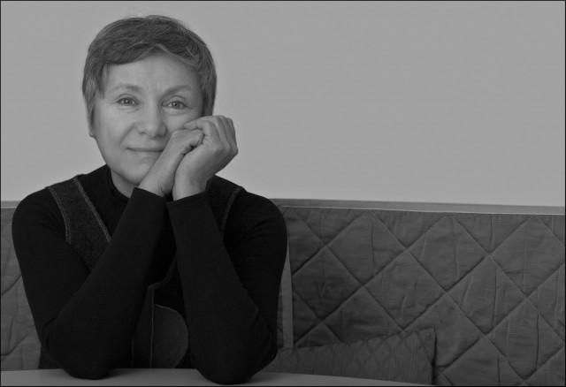 Mariangela Gualtieri - foto di Dino Ignani