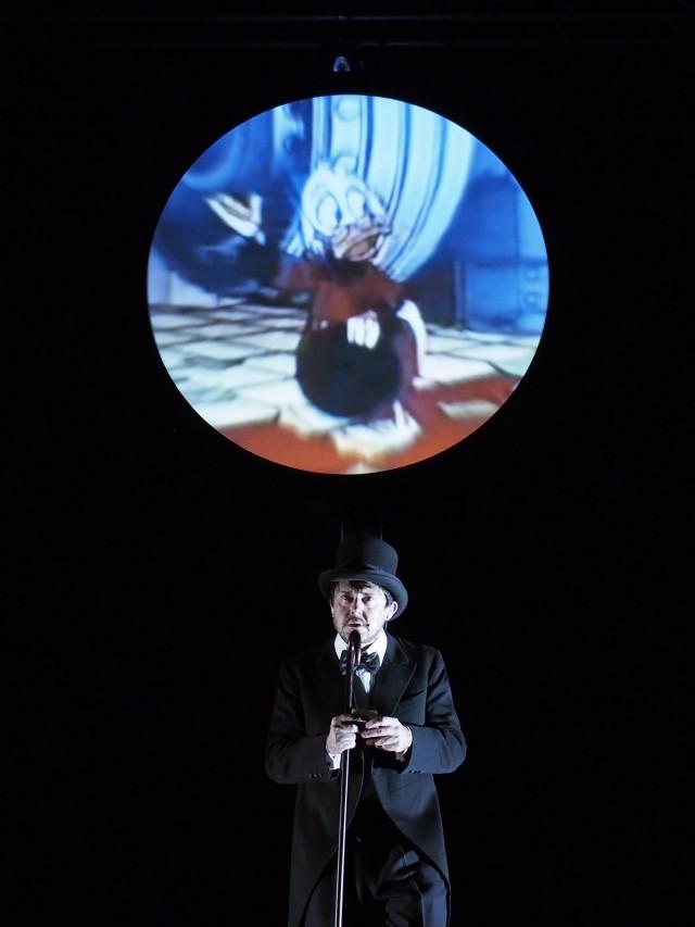 Fanny & Alexander, Scrooge - foto di Alessandro Sala