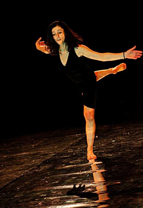 Io non dormo, Barbara Toma, 8 marzo 2012 - foto di Emanuela Giurano