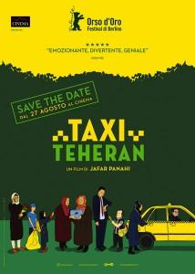 Taxi Teheran trama