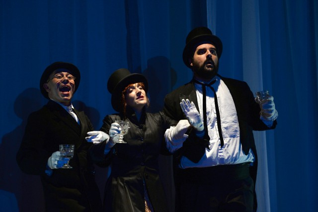 Le Belle Bandiere, Svenimenti - foto di Umberto Favretto