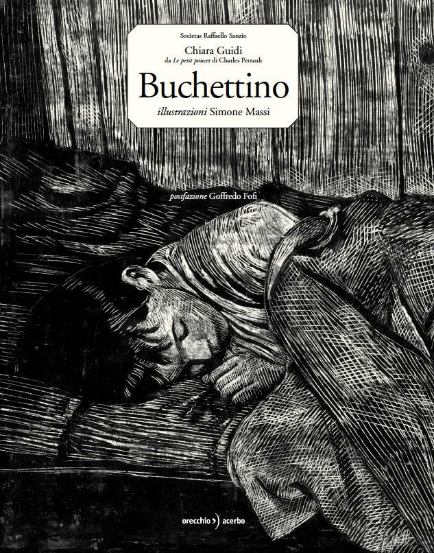 Buchettino (©disegno di Simone Massi)