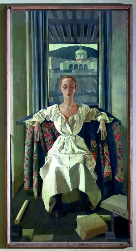 Felice Casorati, Silvana Cenni, 1922