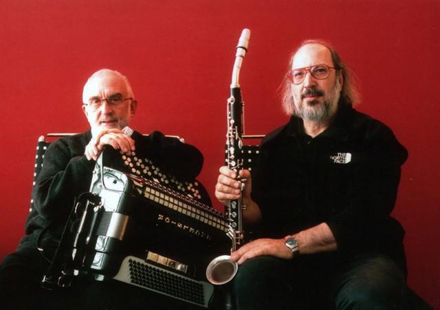 Gianluigi Trovesi e Gianni Coscia