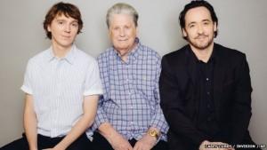 Paul Dano, Brian Wilson e John Cusack